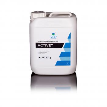 Activet Neutraal huidreinigingsmiddel voor dieren, 5 liter - 5433