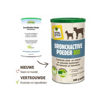 VITALstyle BronchActive Poeder BIO 600 gram