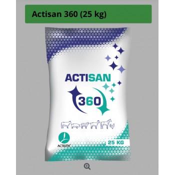 Actisan360 Ligbedhygine 25 kilo - 5056