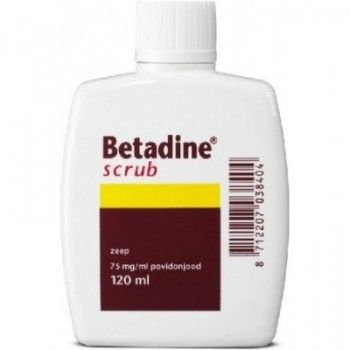 Betadine Scrub 120 ml. - 789