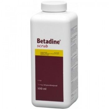 Betadine Scrub 500 ml. - 790